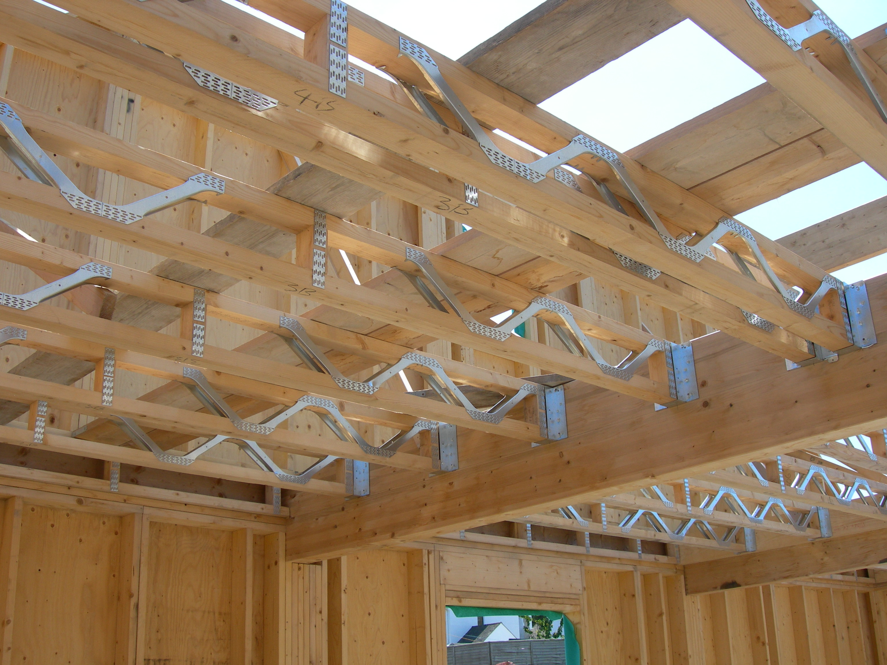 Metal Web Joists | Perkins and Perry